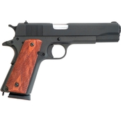 Cimarron 1911A1 45 ACP 5 in. Barrel 8 Rds Pistol Nickel