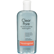 Neutrogena Clear Pore Oil Eliminating Astringent, 8 oz.