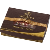 Godiva Signature Chocolate Truffle Box 12 pc.