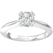Harout R 14K White Gold 1/3 CTW Donna Diamond Engagement Ring