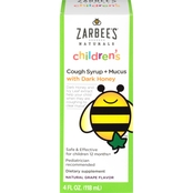 Zarbee's Children's Cough and Mucus Syrup