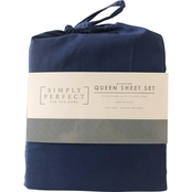 Simply Perfect Microfiber Sheet Set
