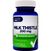 Exchange Select Milk Thistle Softgel 200 mg, 100 Ct.