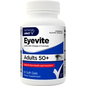 Exchange Select Eyevite Vision Form 50 Softgel, 50 Ct.