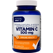 Exchange Select Chewable Vitamin C with Fruit Flavor, 100 Ct.