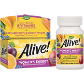 Nature's Way Alive! Women's Energy Complete Multivitamin 50 ct.