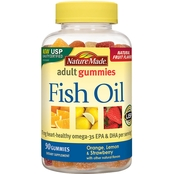 Nature Made Fish Oil Adult Gummies 90 ct.