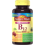 Nature Made Vitamin B-12 Sublingual 40 Ct.
