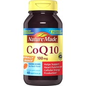 Nature Made CoQ10 100 Mg Softgels 40 Ct.