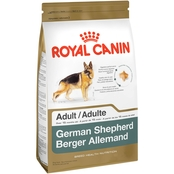Royal Canin Breed Health Nutrition German Shepherd Adult Dog Food