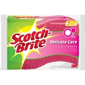 Scotch-Brite Delicate Care Scrub Sponge 3 pk.