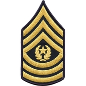 Army CSM Male Sew-On Rank