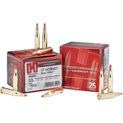 Hornady Superformance .17 HMR Hornet 20 Gr. V-Max, 25 Rounds