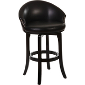 Hillsdale Dartford Swivel Stool
