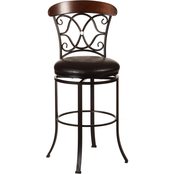 Hillsdale Dundee Swivel Stool