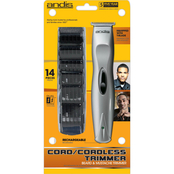 Andis 14 pc. Cord/Cordless Trimmer Kit