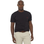 Polo Ralph Lauren Big & Tall Pocket Crewneck Tee