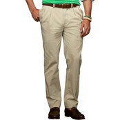 Polo Ralph Lauren Big & Tall Classic Fit Pleated Chino Pants