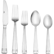 Pfaltzgraff Dawson Frost 20 pc. Flatware Set