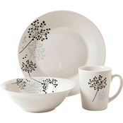 Gibson Netherwood 12 pc. Dinnerware Set