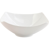 Gibson Elite Gracious Dining 9.5 In. Square Bowl