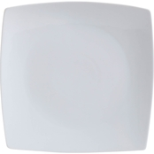 Gibson Elite Gracious Dining 10.5 In. Square Dinner Plate