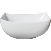 Gibson Elite Gracious Dining 6 In Square Bowl