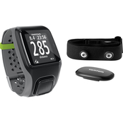 TomTom MultiSport GPS Watch with HRM IRS000101