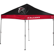 Jarden Sports Licensing NFL Atlanta Falcons 10x 10 ft. Straight Leg Canopy