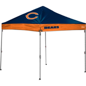 Jarden Sports Licensing NFL Chicago Bears 10 x 10 ft. Straight Leg Canopy