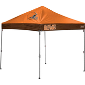 Jarden Sports Licensing NFL Cleveland Browns 10 x 10 ft. Straight Leg Canopy