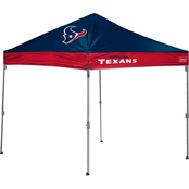 Jarden Sports Licensing NFL Houston Texans 10 x 10 ft. Straight Leg Canopy