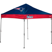 Jarden Sports Licensing NFL New England Patriots 10 x 10 ft. Straight Leg Canopy