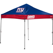 Jarden Sports Licensing NFL New York Giants 10 x 10 ft. Straight Leg Canopy