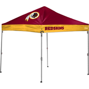 Jarden Sports Licensing NFL Washington Redskins 10 x 10 ft. Straight Leg Canopy