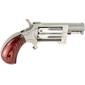 North American Arms Sidewinder 22 WMR 1.5 in. Barrel 5 Rnd Revolver Stainless Steel
