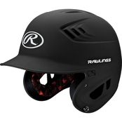 Rawlings R16 Series Youth Matte Batting Baseball Helmet