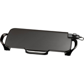 Presto 22 in. Electric Griddle with Removable Handles