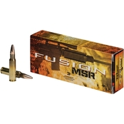 Federal Fusion .223 Rem 62 Gr. Soft Point, 20 Rounds