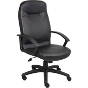 Presidential Seating Boss High Back LeatherPlus Chair
