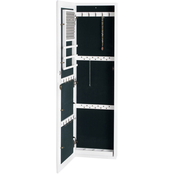 SEI Travisa Jewelry Mirror Armoire