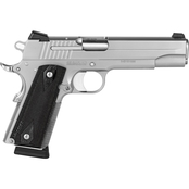 Sig Sauer 1911 45 ACP 5 in. Barrel 8 Rds 2-Mags NS Pistol Stainless Steel
