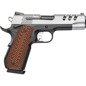 S&W 1911 Performance Center 45 ACP 4.25 in. Barrel 8 Rnd 2 Mag Pistol Desert Tan