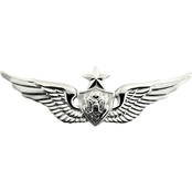Army Senior Aircraft Crewman Badge, Mirror Finish