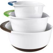 OXO Good Grips Plastic Mixing Bowl 3 pc. Set