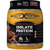 Body Fortress 100 Percent Protein Isolate Chocolate