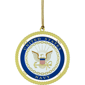 ChemArt United States Navy Ornament