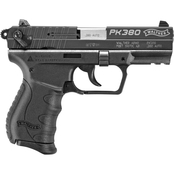 Walther PK380 380 ACP 3.6 in. Barrel 8 Rnd Pistol Black