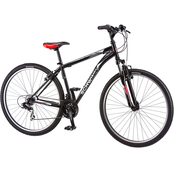 Schwinn Mens High Timber 29 in. Front Suspension Mountain Bicycle