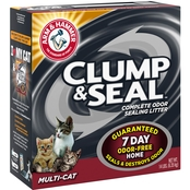 Arm & Hammer Multi Clump Seal Cat Litter 14 lb.